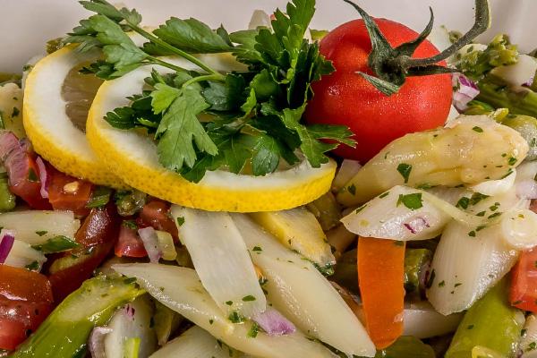 Odeon-Buffet vegetarisch