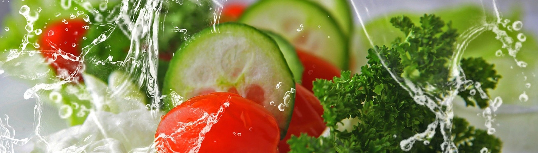 Salat und Bowls