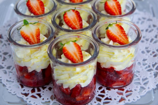 Odeon Partyservice - Dessert