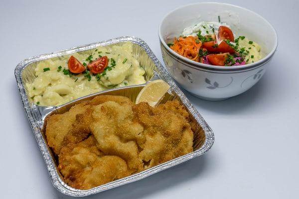 Odeon-Partyservice - Aktion Hauptgericht und Salatbowl